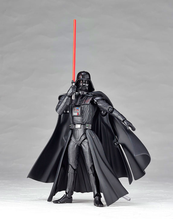Revoltech - Star Wars - Darth Vader Revolt16