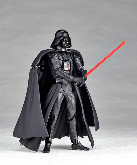 Revoltech - Star Wars - Darth Vader Revolt17