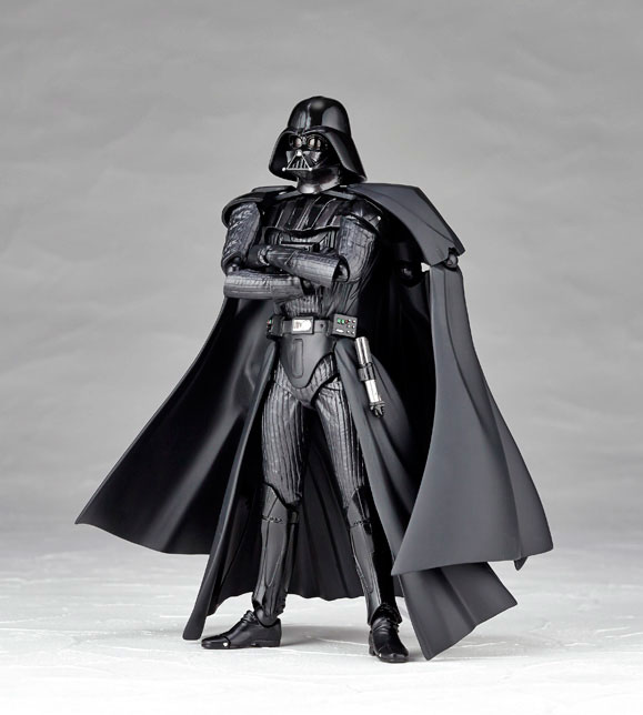 Revoltech - Star Wars - Darth Vader Revolt18
