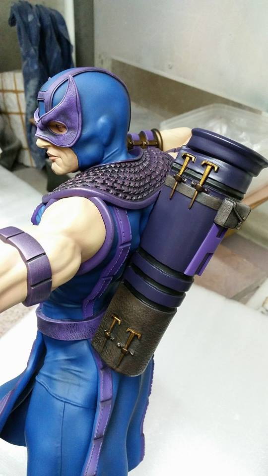 Premium Collectibles : Hawkeye - Comics version 10314410