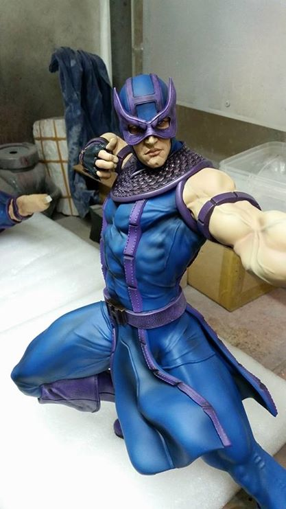 Premium Collectibles : Hawkeye - Comics version 10428111