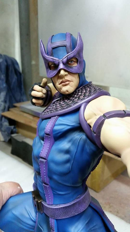 Premium Collectibles : Hawkeye - Comics version 10534710