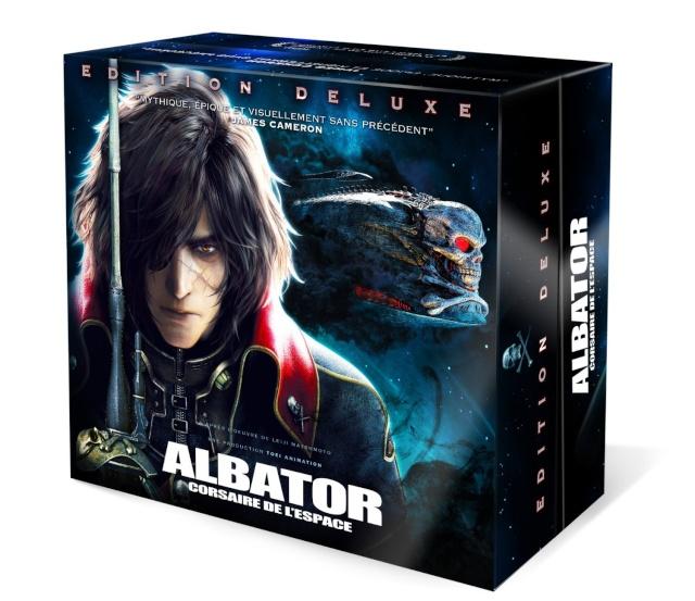 Albator, Corsaire de l'Espace : Edition Limitée et Numérotée 30/04/14 81nout10