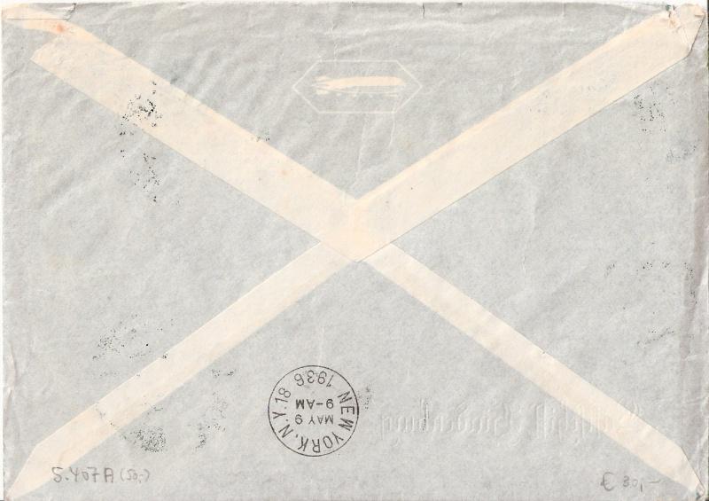 Zeppelinpost des LZ 129 - Seite 3 Scanne22