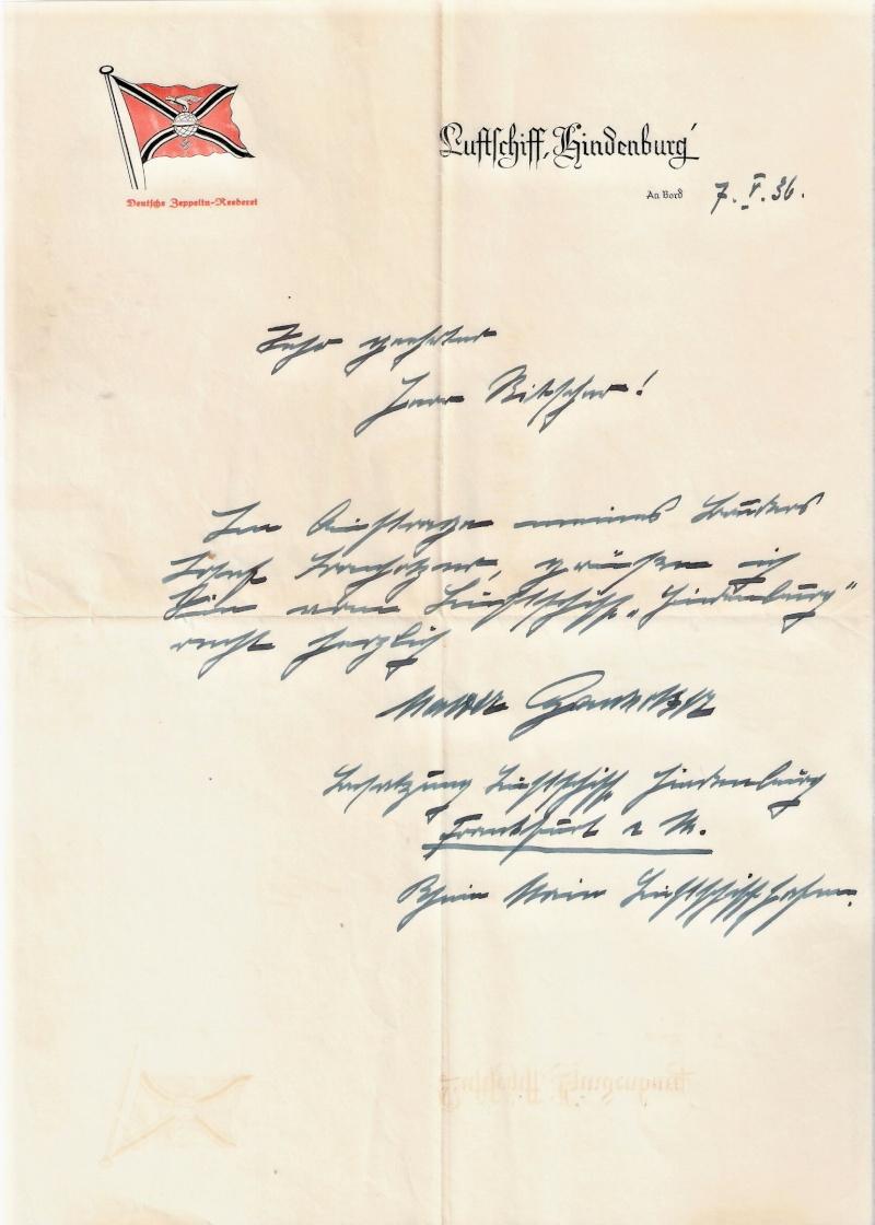 Zeppelinpost des LZ 129 - Seite 3 Scanne23