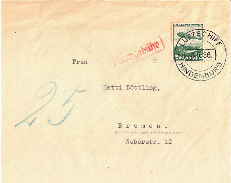 Zeppelinpost des LZ 129 - Seite 3 Scanne26