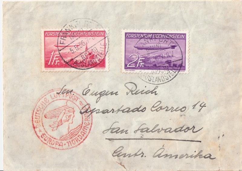 Zeppelinpost des LZ 129 - Seite 3 Scanne27