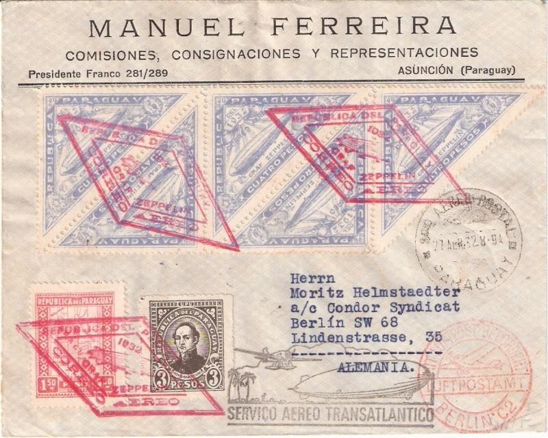 Südamerikafahrten LZ 127 1932 - Seite 2 Sieger10