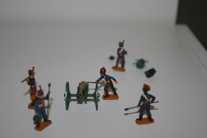 artillerie à cheval de la garde !!!! 1:72 italeri Artgar11