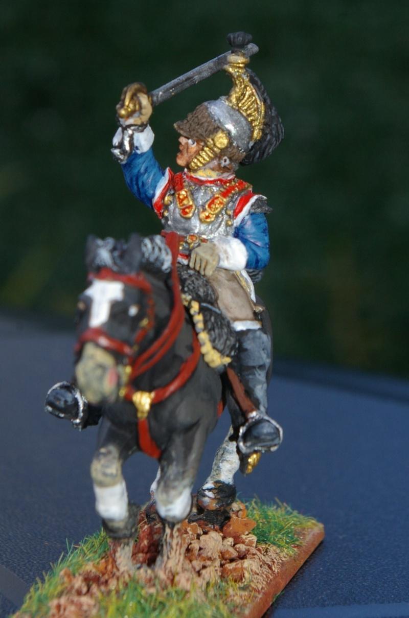 LES CUIRASSIERS  chargent a la bataille  QUATRE- BRAS Cuiras13