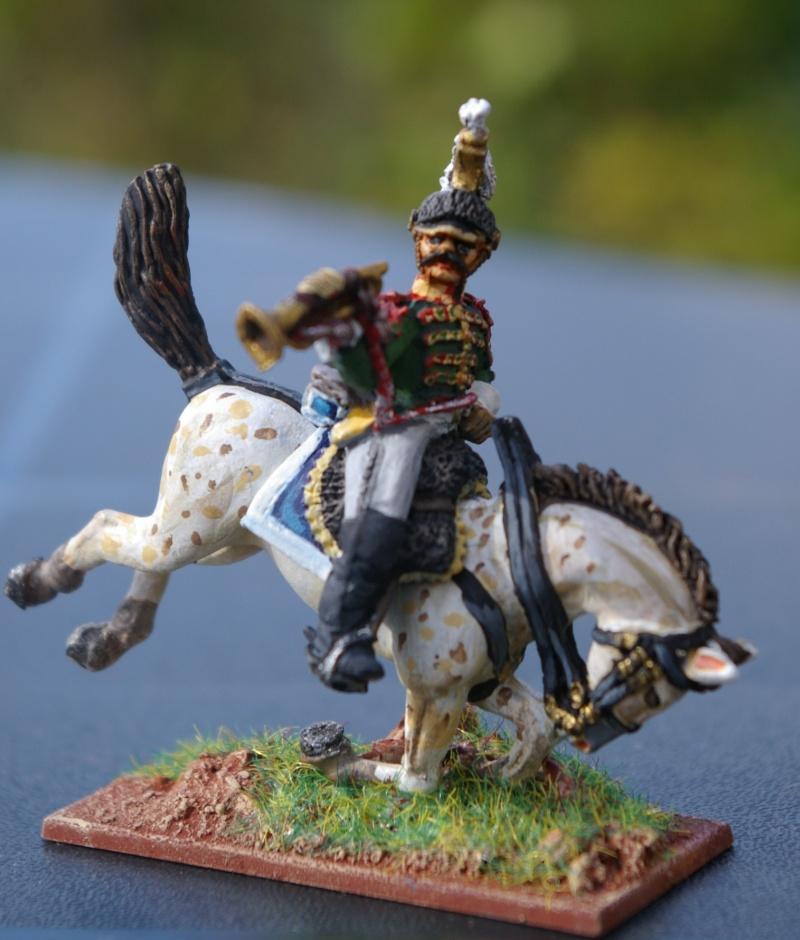 LES CUIRASSIERS  chargent a la bataille  QUATRE- BRAS Cuiras14