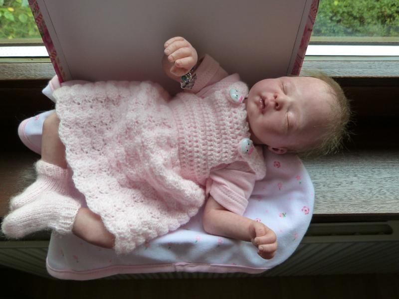Mini-Prinzessin Christina Petra Lechner ADOPTIERT P1040212
