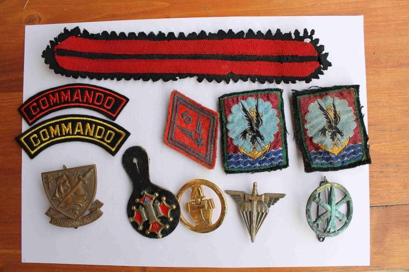 lot insigne n°1 Milita10
