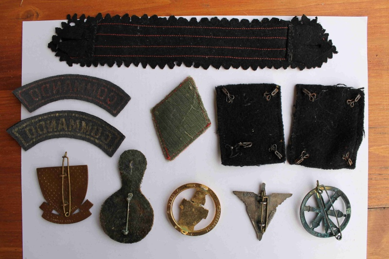 lot insigne n°1 Milita11