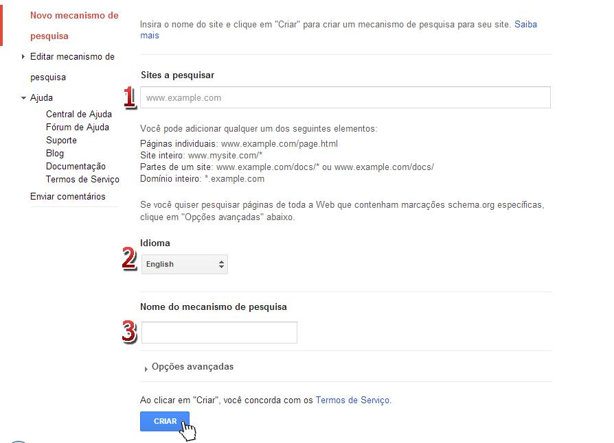 [TUTORIAL] Adicionar uma barra de pesquisa Google no fórum Step210