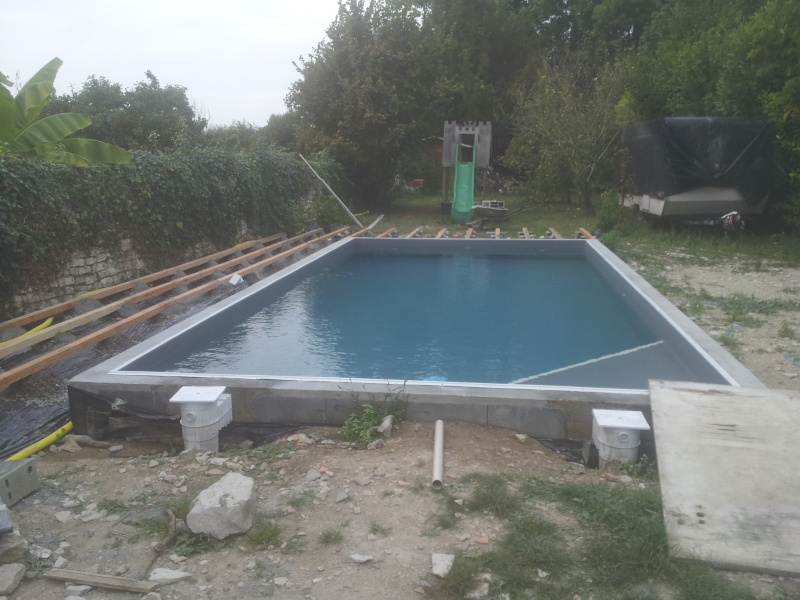 Autoconstruction d 39 une piscine page 3 - Autoconstruction piscine ...