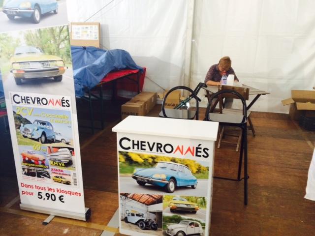 [PRESSE] Nouvelle revue dédiée à Citroën - Chevronnés - Page 3 Photo149