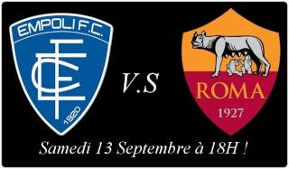 Empoli FC 0-1 AS Roma ( 2ème journée ) - Page 2 Sans_t33