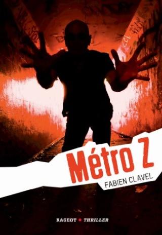 MÉTRO Z de Fabien Clavel 51fygj10
