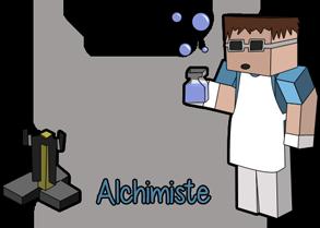 Liste des métiers [1.5] Alchim10
