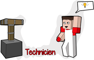 Liste des métiers [1.5] Techni10