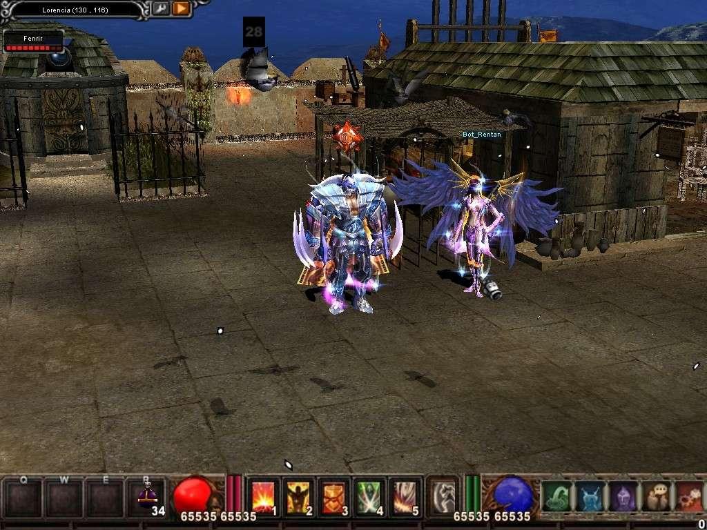 Como usar el Bot_Reintar (Alquimista) Mu Warzone s6 epi 3.5 Screen12