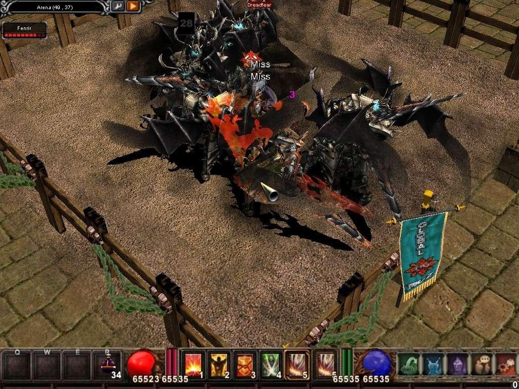 Como usar el Bot_Reintar (Alquimista) Mu Warzone s6 epi 3.5 Screen13