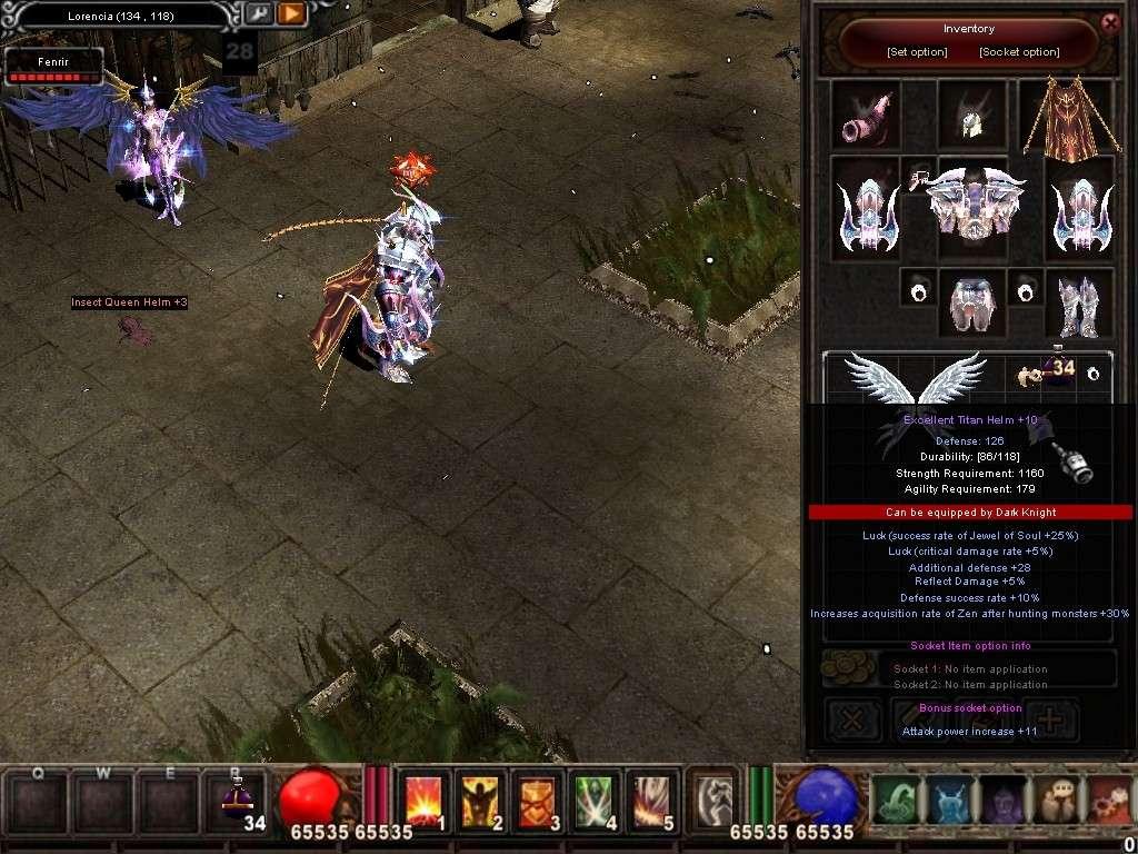 Como usar el Bot_Reintar (Alquimista) Mu Warzone s6 epi 3.5 Screen23