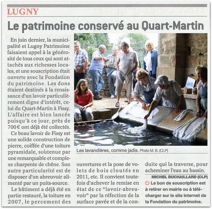 LUGNY Le patrimoine conservé au Quart-Martin 00114