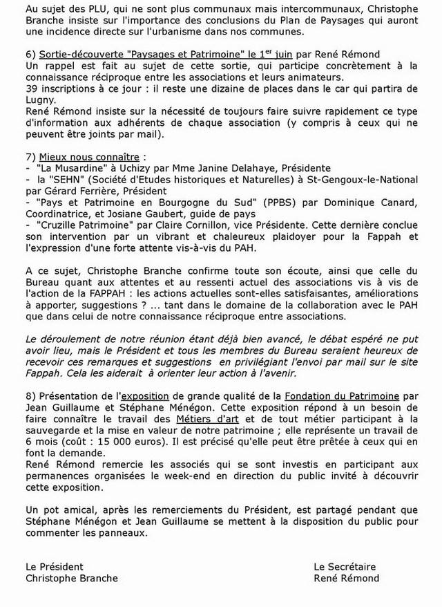 Compte-rendu de l'AG de la FAPPAH  2014  003_co10