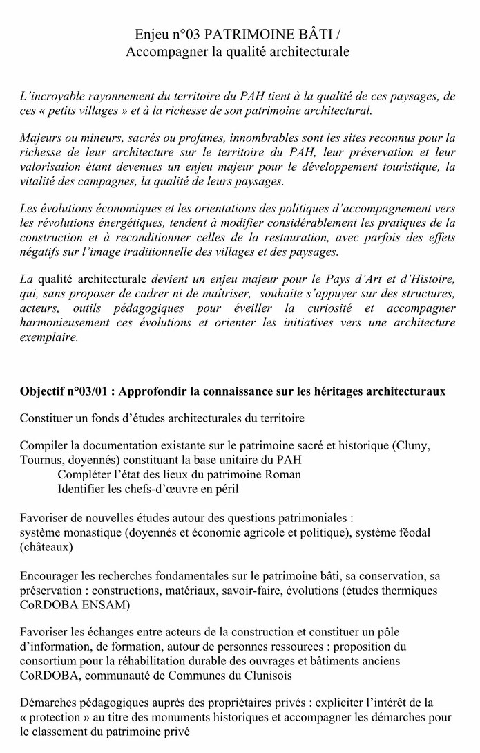 PLAN de PAYSAGE (ACTIONS) document d'études 6-1_co10
