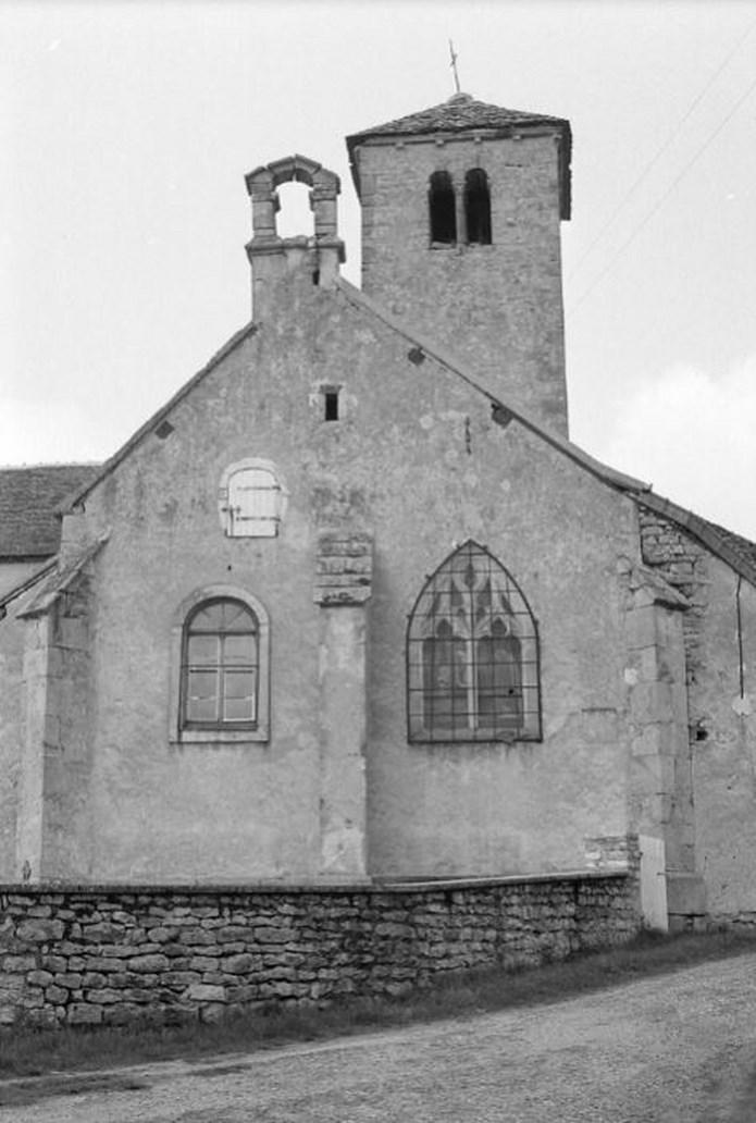 Présentation de l' ASSOCIATION POUR LA SAUVEGARDE DE L'EGLISE DE SAINT-HURUGE Archiv19