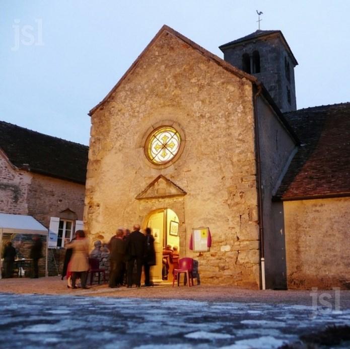 Présentation de l' ASSOCIATION POUR LA SAUVEGARDE DE L'EGLISE DE SAINT-HURUGE L-egli10