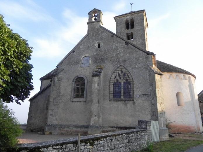 Présentation de l' ASSOCIATION POUR LA SAUVEGARDE DE L'EGLISE DE SAINT-HURUGE St_hur11