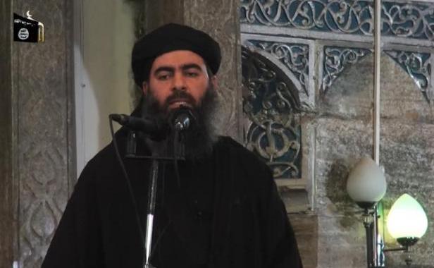 Le calife de l'état islamique et Mahomet  Captur11