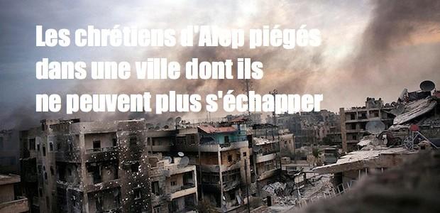 « Grande panique chez les chrétiens d'Alep qui lancent un S.O.S. » Alep-r10