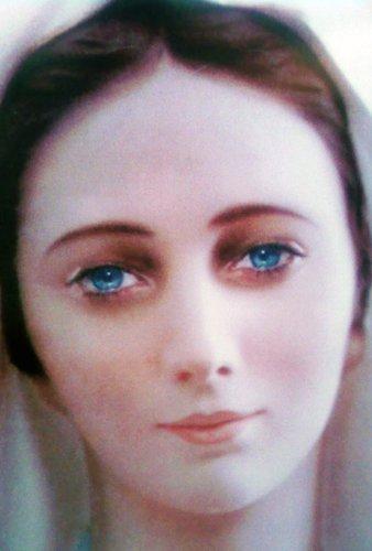 Une photo de la Vierge Marie étonnante Marier10