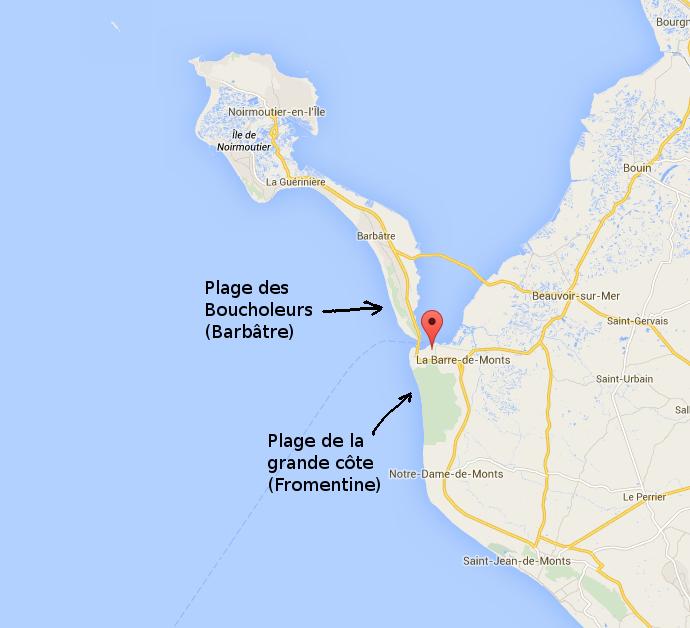 Les sorties de l'été à Noirmoutier - Page 2 Plages10