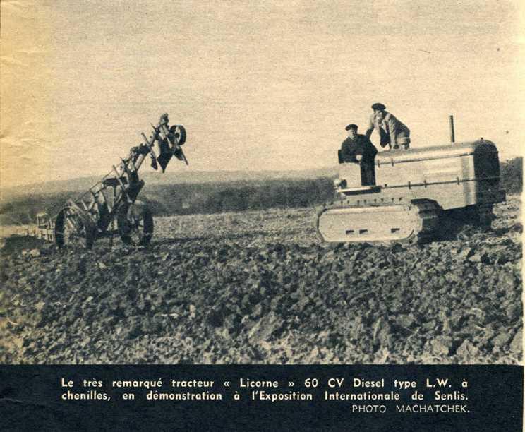 Tracteur LW de la Licorne : photos du seul rescapé connu Licorn10