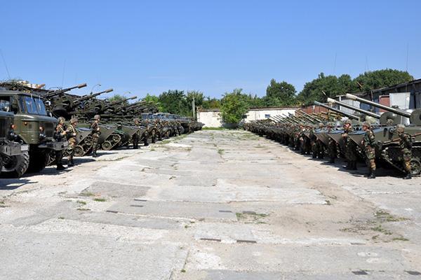 Forces armées moldaves 10119
