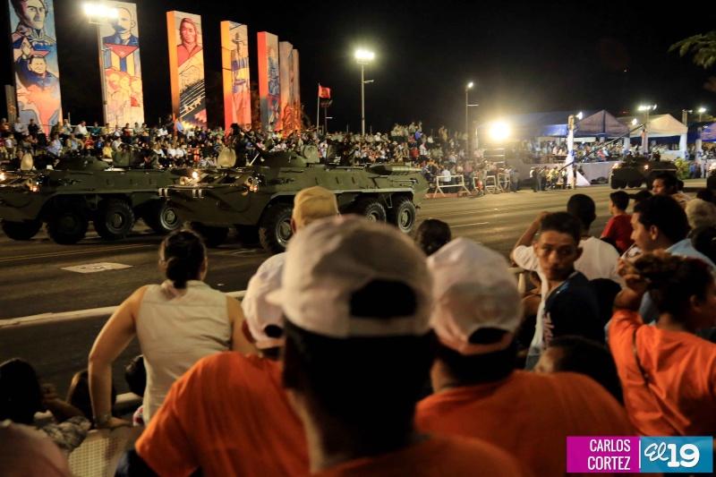 Armée du Nicaragua / Nicaraguan Armed Forces 10130