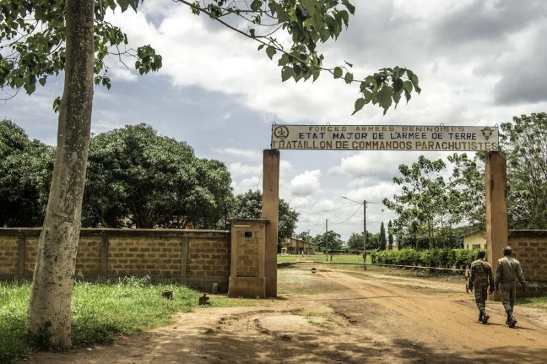 L'Armée du Bénin 10154