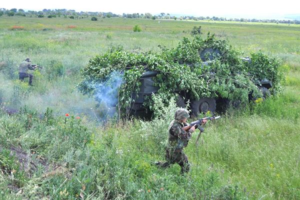 Forces armées moldaves 1023