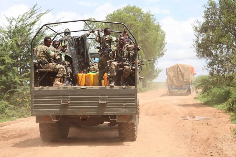 Ethiopian National Defense Force (ENDF) 1061