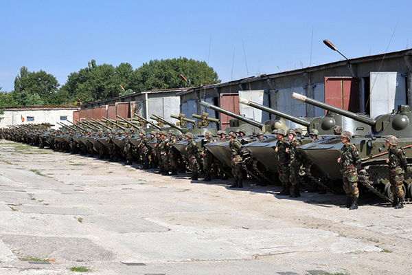 Forces armées moldaves 11107