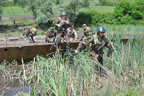Forces armées moldaves 1115