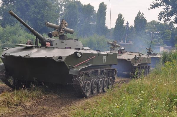 Forces armées moldaves 1140