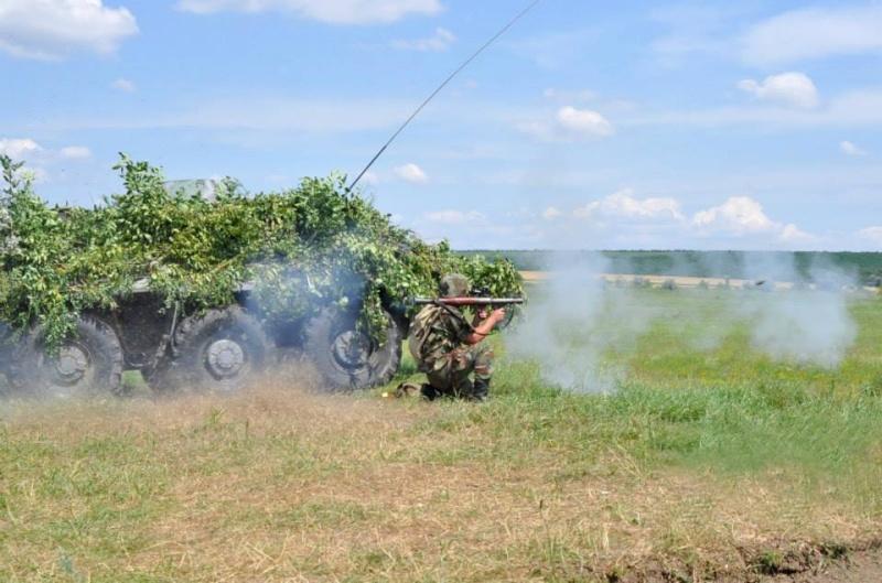 Forces armées moldaves 1152