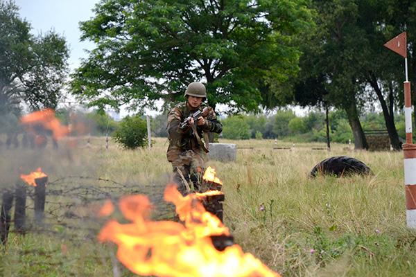 Forces armées moldaves 1182