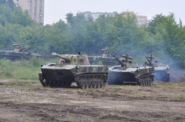 Forces armées moldaves 1234
